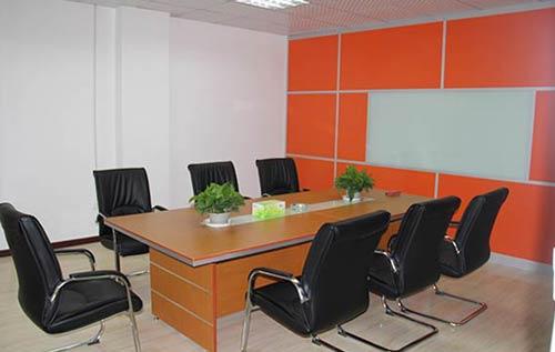 绿方会议室